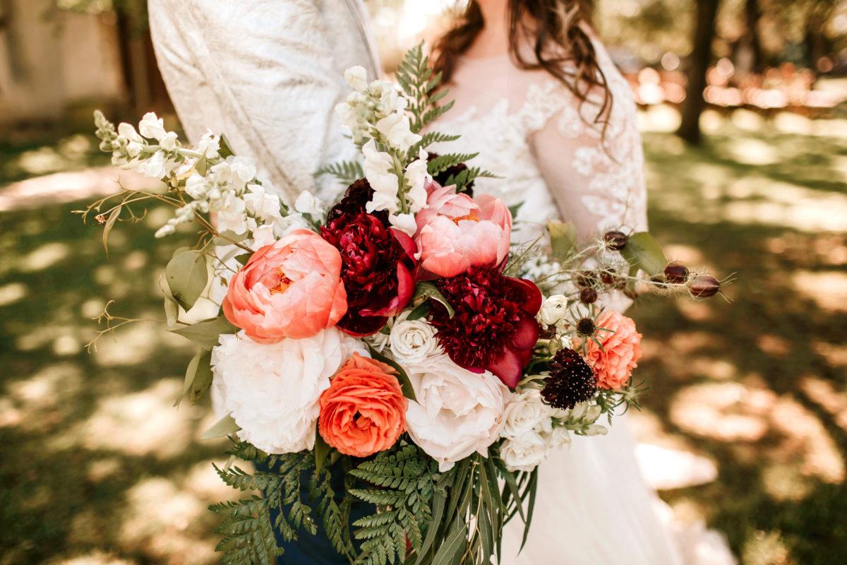 P & R Wedding Photo - Sonnet Weddings