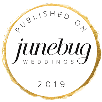 Sonnet Weddings published in Junebug Weddings