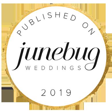 Sonnet Weddings published in Junebug Weddings