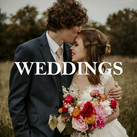 Northwest Arkansas wedding party