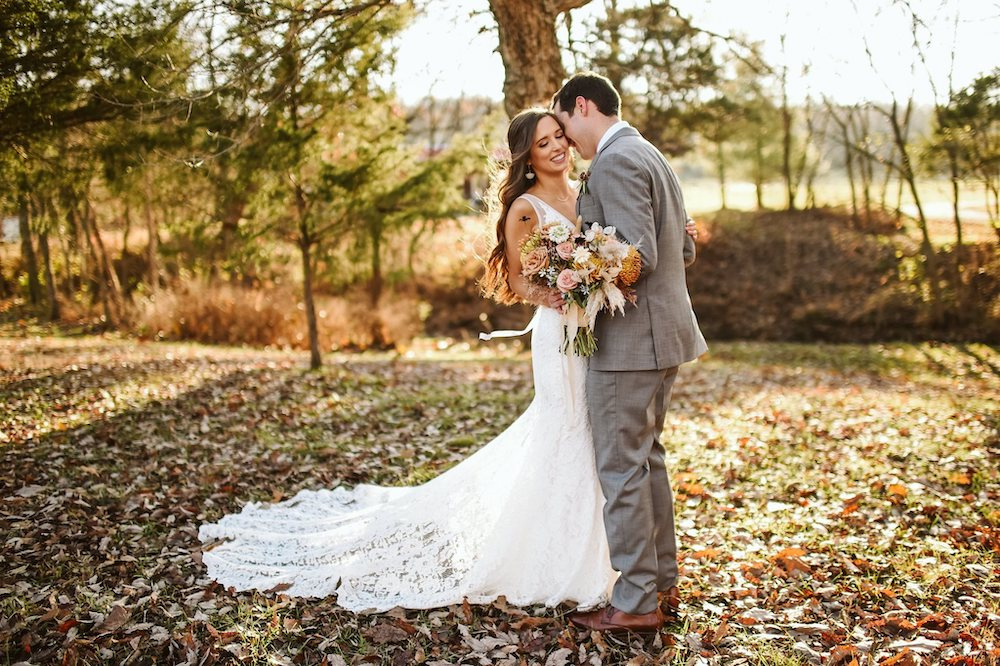 Sassafras Springs Vineyard & Winery Wedding