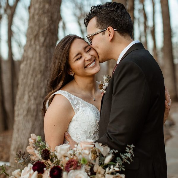 Eureka Springs Arkansas wedding photo