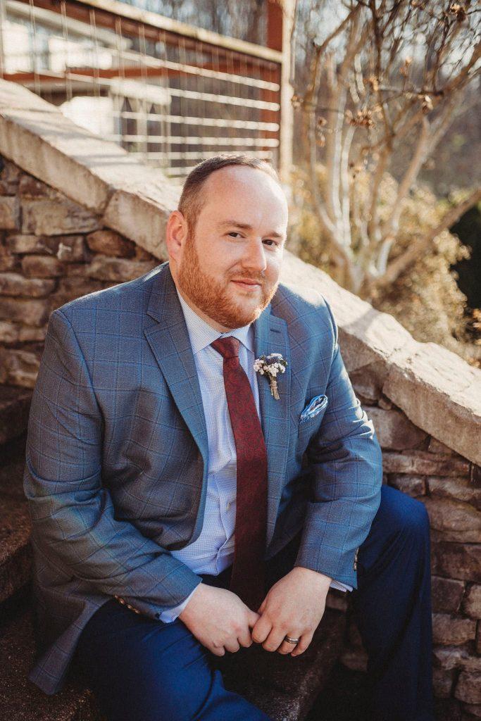 northwest arkansas LGBT groom